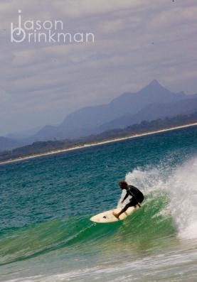 Byron Surfer